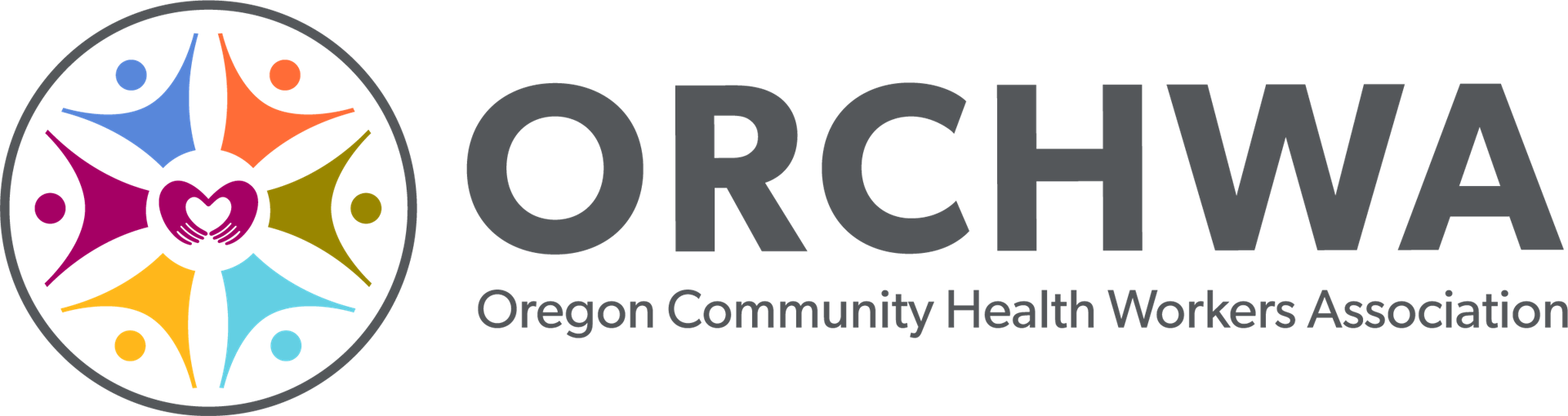 Logo: ORCHWA | Oregon Community Health Workers Association